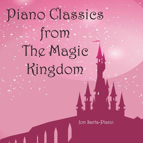 Piano Classics from the Magic Kingdom by Jon Sarta