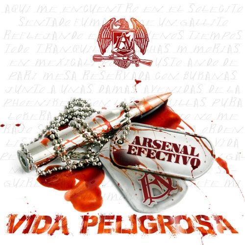 Vida Peligrosa by Arsenal Efectivo
