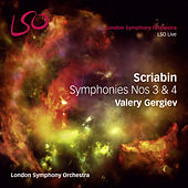Play & Download Scriabin: Symphonies Nos 3 & 4 by Valery Gergiev | Napster