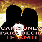 Canciones para Decir Te Amo by Various Artists
