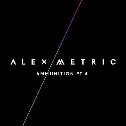 Play & Download Drum Machine (feat. The New Sins) by Alex Metric | Napster
