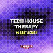 Tech House Therapy (50 Best Songs) by Various Artists