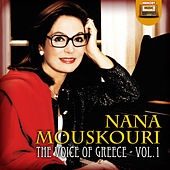 The Voice of Greece Vol.1 by Nana Mouskouri
