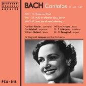 Bach: Cantatas No. 11, BWV 11, No. 67, BWV 67 by Various Artists