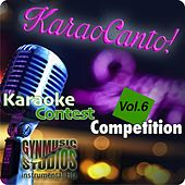 Contest Karaoke Competition, Vol. 6 by Gynmusic Studios
