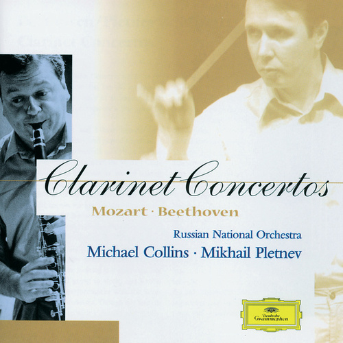 Play & Download Mozart / Beethoven: Clarinet Concertos by Michael Collins | Napster