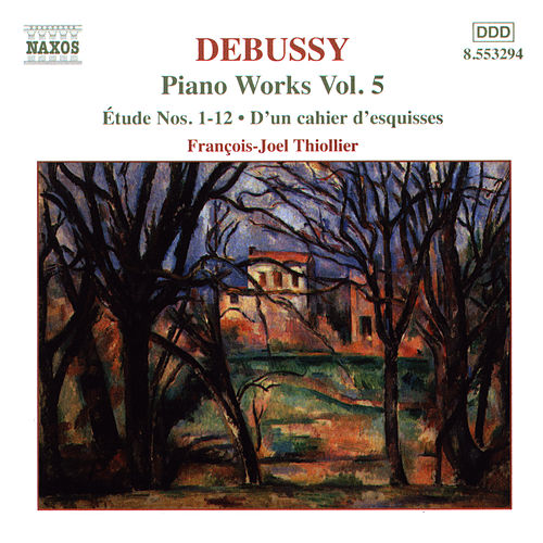 Piano Works Vol. 5 by Claude Debussy