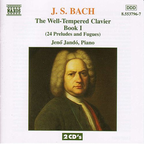 Play & Download The Well-Tempered Clavier Book I by Johann Sebastian Bach | Napster