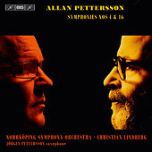 Pettersson: Symphonies Nos. 4 & 16 by Various Artists
