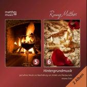 Play & Download Hintergrundmusik (Vol. 5 & 6) - Gemafreie Musik zur Beschallung von Hotels & Restaurants [Inkl. Klaviermusik, Jazz & Chillout] by Ronny Matthes | Napster