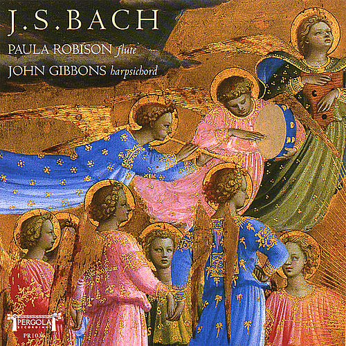 Play & Download J.S. Bach by Paula Robison | Napster
