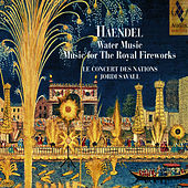 Haendel: Water Music & Music for the Royal Fireworks by George Frideric Handel