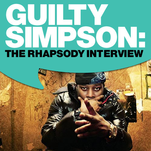 Guilty Simpson: The Rhapsody Interview by Guilty Simpson