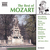 The Best of Mozart by Wolfgang Amadeus Mozart