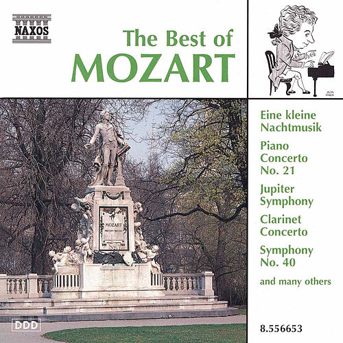 Play & Download The Best of Mozart by Wolfgang Amadeus Mozart | Napster