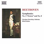 Play & Download Symphonies Nos. 3 and 8 by Ludwig van Beethoven | Napster