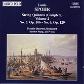 Play & Download String Quintets  Nos. 5 and 6 by Louis Spohr | Napster