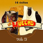 Play & Download 16 Éxitos, Vol. 2 by Los Muecas | Napster