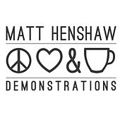 Peace, Love & Tea Demonstrations by Matt Henshaw