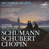 December Nights: Schumann, Schubert, Chopin by Various Artists