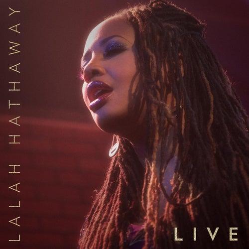 Lalah Hathaway Live! by Lalah Hathaway
