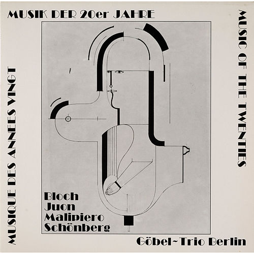 Musik der 20er Jahre by The Göbel Trio Berlin