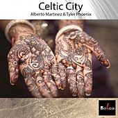 Play & Download Celtic City by Alberto Martinez | Napster