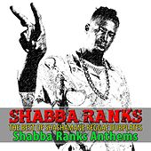 The Best of Shashamane Reggae Dubplates (Shabba Ranks Anthems) by Shabba Ranks