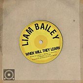 When Will They Learn by Liam Bailey