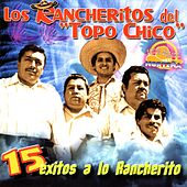Play & Download 15 Éxitos a Lo Rancherito by Los Rancheritos Del Topo Chico | Napster