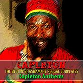 The Best of Shashamane Reggae Dubplates (Capleton Anthems) by Various Artists