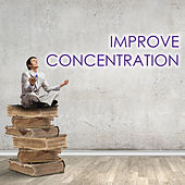 Improve Concentration - Music for Concentrating, Deep Study, Reading and Working Background by Various Artists