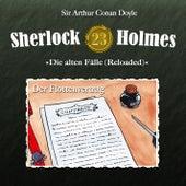 Die alten Fälle (Reloaded) - Fall 23: Der Flottenvertrag von Sherlock Holmes