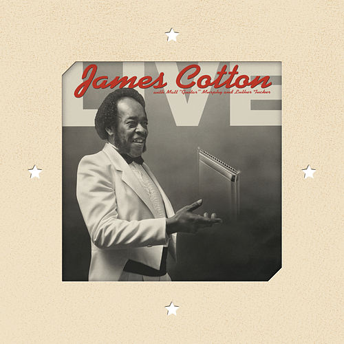 Live At Antone's Nightclub von James Cotton