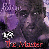 Play & Download The Master by Rakim | Napster