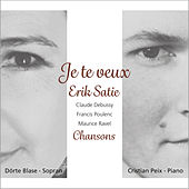 Play & Download Je te veux - Lieder und Chansons von Erik Satie, Claude Debussy, Maurice Ravel und Francis Poulenc by Cristian Peix | Napster