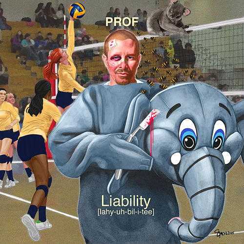 Play & Download Liability (Instrumental Version) by PROF | Napster