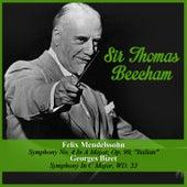 Play & Download Felix Mendelssohn: Symphony No. 4 In A Major, Op. 90,