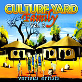 Culture Yard Family Vol. 3 by Various Artists