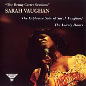 The Benny Carter Sessions by Sarah Vaughan