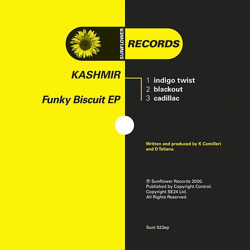 Play & Download Funky Biscuit by Kashmir | Napster