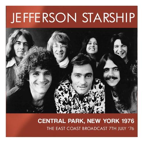 Central Park, New York 1976 (Live) von Jefferson Starship