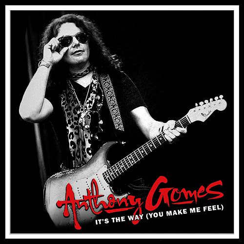 It's the Way (You Make Me Feel) by Anthony Gomes