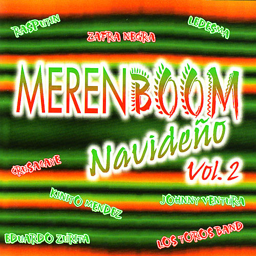 Play & Download Merenboom Navideno, Vol. 2 by Various Artists | Napster