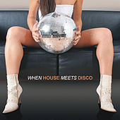 Play & Download When House Meets Disco by Various Artists | Napster