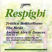 Play & Download Trittico Botticelliano, The Birds, Ancient Airs & Dances by Isador Saslav | Napster