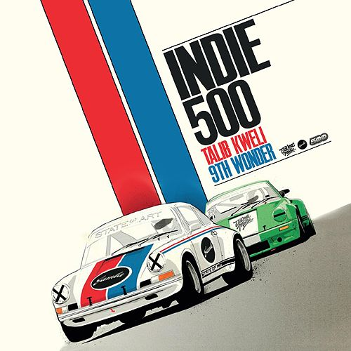 Play & Download Indie 500 by Talib Kweli | Napster