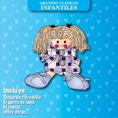 Grandes Clásicos Infantiles, Vol. 8 by Various Artists