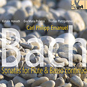Play & Download C.P.E Bach: Flute Sonatas by Katalin Horvath | Napster