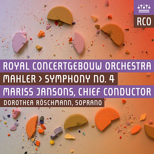 Mahler: Symphony No. 4 (Live) by Royal Concertgebouw Orchestra
